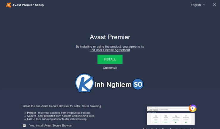 Download Avast Premier