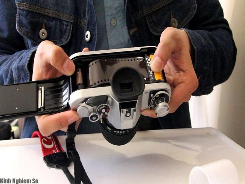 Máy ảnh cơ và Cơ chế hoạt động cách sử dụng Máy ảnh cơ hình 1