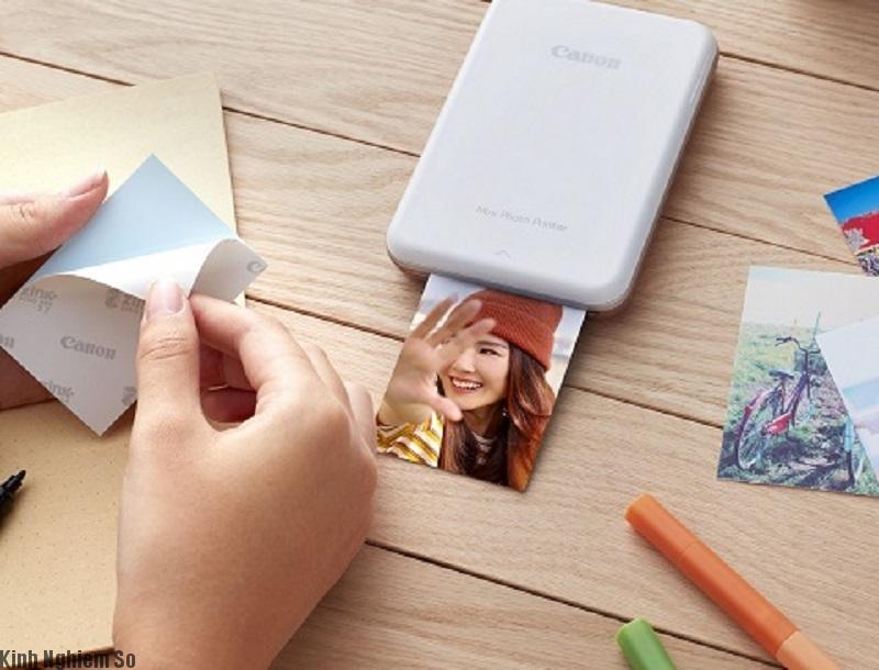 Đánh giá máy in ảnh mini Canon mới ra mắt hiện nay hình 2