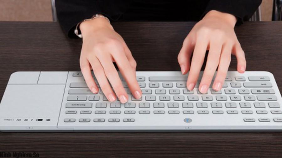 Thủ thuật sửa lỗi bàn phím Laptop, máy tính bị loạn chữ hiệu quả hình 1