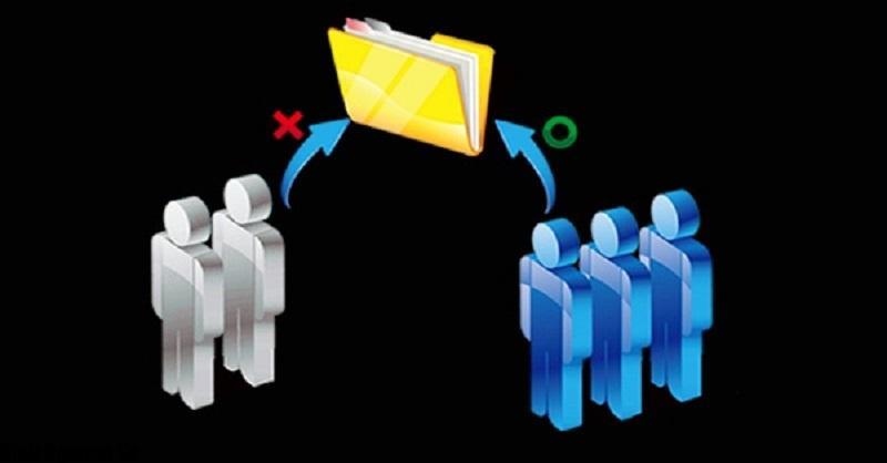 Cách chia sẻ thư mục qua mạng Lan nhanh nhất hình 2