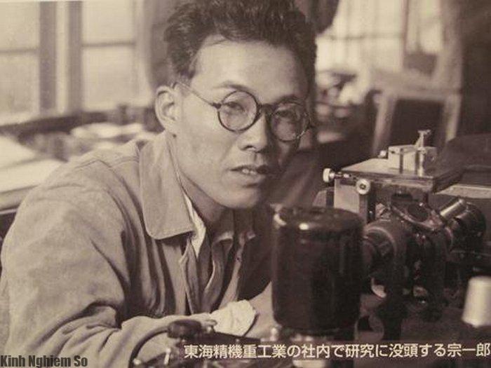 Lịch sửSoichiro Honda ảnh 2