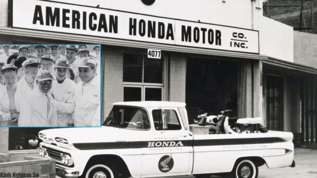 Lịch sửSoichiro Honda ảnh 10