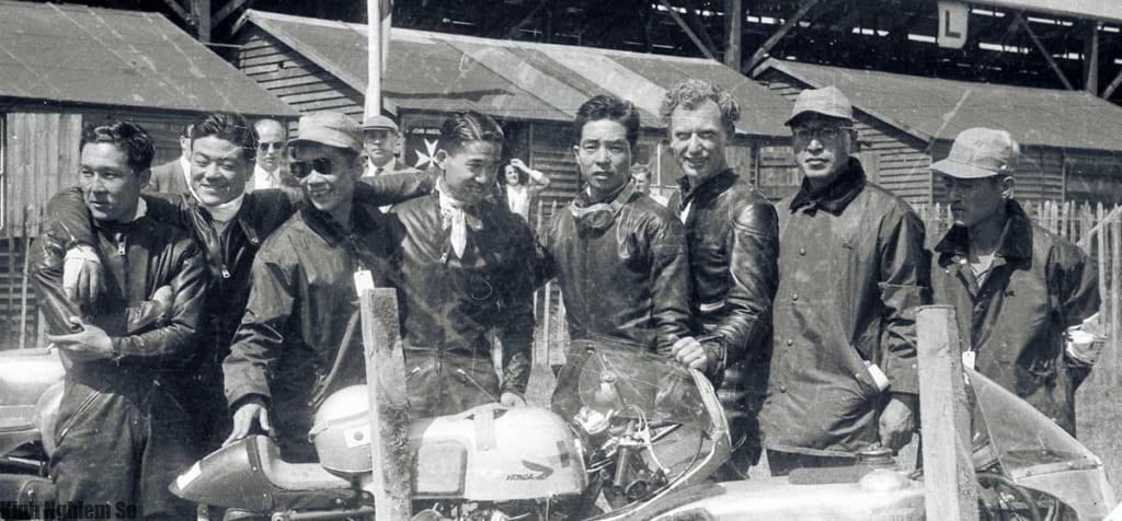 Lịch sửSoichiro Honda ảnh 11