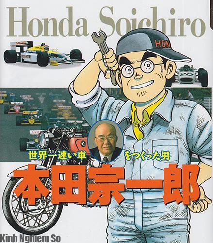 Lịch sửSoichiro Honda ảnh 1