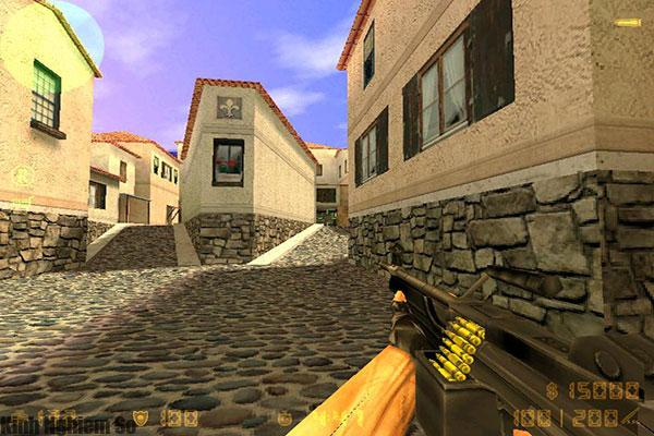Game Counter Strike 1.1 Offline