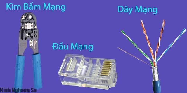 Cách bấm dây mạng chuẩn A và chuẩn B chuẩn xác nhất qua 3 bước hình 1