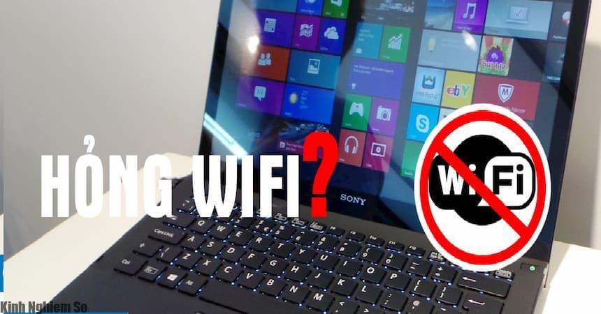 Sửa lỗi Wifi