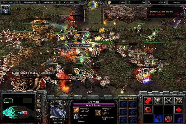 Cách tải Map Warcraft 3 trên máy tính nhanh chóng hình 1