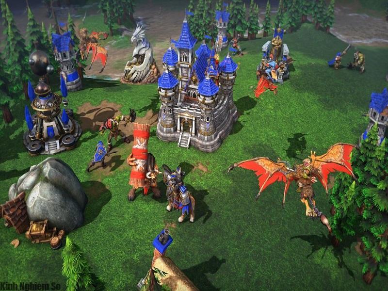 Tải Warcraft 3 Game chiến tranh giữa các chủng tộc HOT ảnh 6