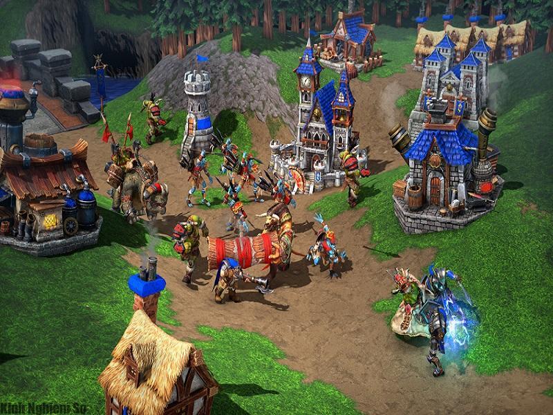 Tải Warcraft 3 Game chiến tranh giữa các chủng tộc HOT ảnh 4