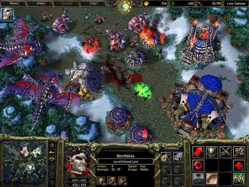 Tải Warcraft 3 Game chiến tranh giữa các chủng tộc HOT ảnh 7