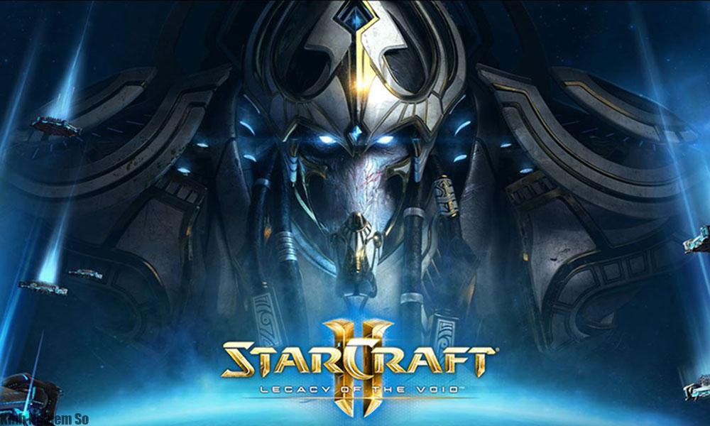 Tải game Starcraft 2 Legacy of the Void Full cho PC miễn phí