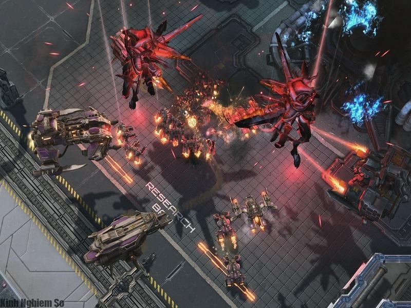 Tải game Starcraft 2 Legacy of the Void Full cho PC miễn phí hình 1