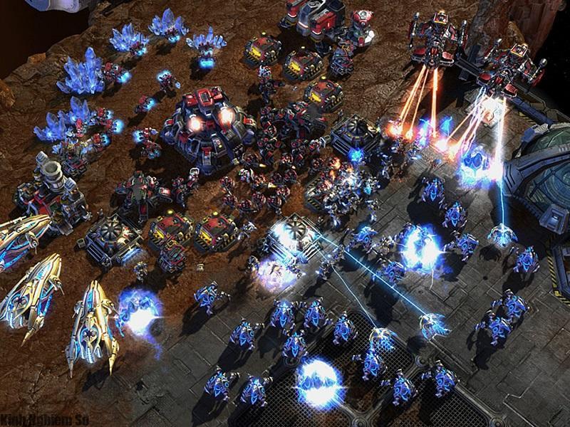 Tải game Starcraft 2 Legacy of the Void Full cho PC miễn phí hình 2