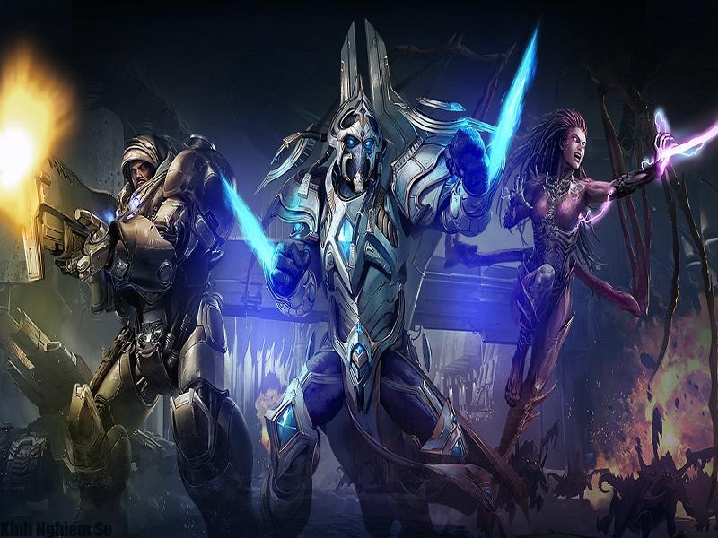 Tải game Starcraft 2 Legacy of the Void Full cho PC miễn phí mới nhất