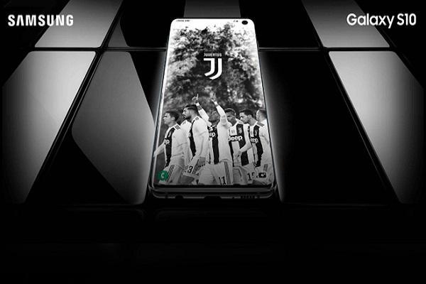 Galaxy S10 Juventus Special Edition , phiên bản đặc biệt Samsung hợp tác Juventus