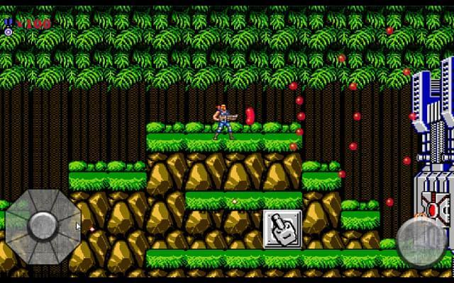 Tải Game Contra Offline Cổ điển 2 người cho máy tính PC hình 1