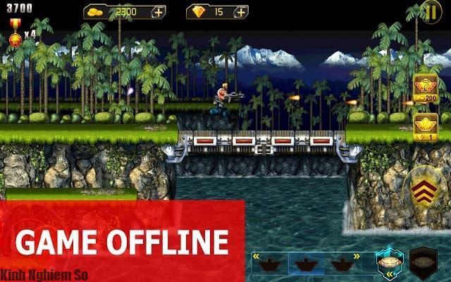 Tải Game Contra Offline Cổ điển 2 người cho máy tính PC hình 2
