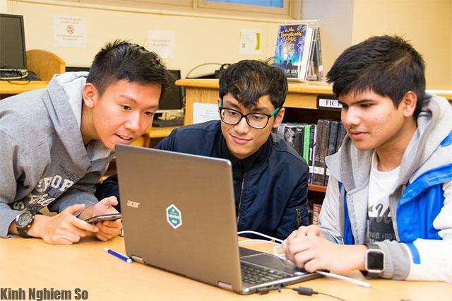Học sinh buồn chán hack luôn hệ thống máy tính của trường ảnh 3