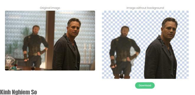Hướng dẫn tự động xóa background hình ảnh chỉ trong vòng 5 giây ảnh 1