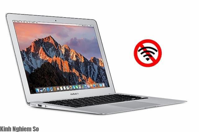 Khắc phục lỗi Macbook không kết nối được Wifi trong tích tắc hình 1