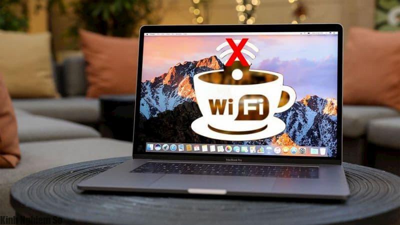 Khắc phục lỗi Macbook không kết nối được Wifi trong tích tắc