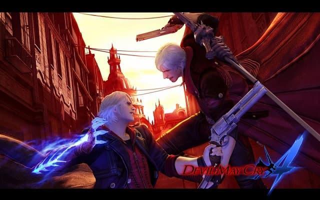 Tải Game Devil May Cry 4 Special Edition Full chặt chém hấp dẫn hình 1
