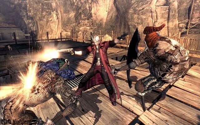 Tải Game Devil May Cry 4 Special Edition Full chặt chém hấp dẫn hình 3