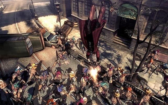 Tải Game Devil May Cry 4 Special Edition Full chặt chém hấp dẫn hình 4