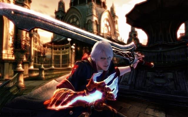 Tải Game Devil May Cry 4 Special Edition Full chặt chém hấp dẫn hình 5
