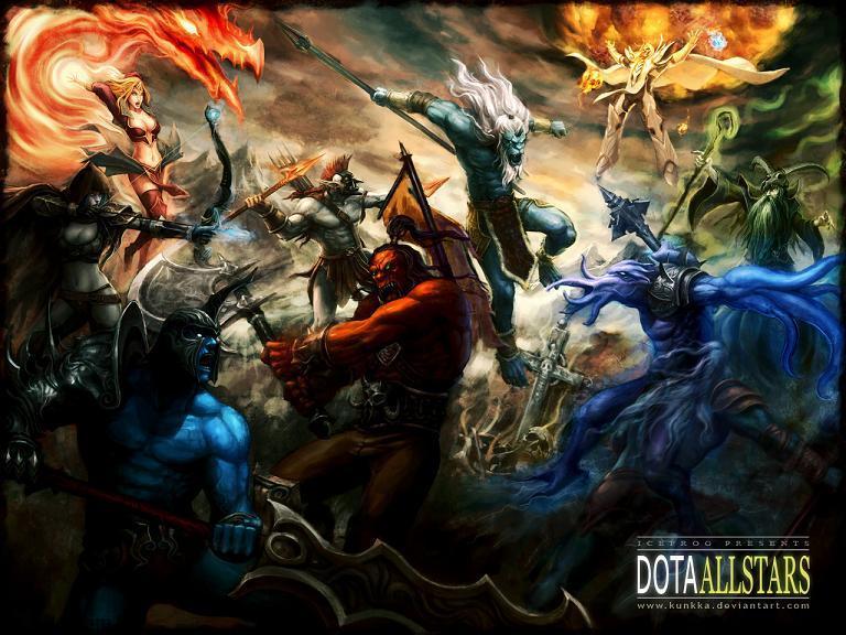 Tải Warcraft 3 Game chiến tranh giữa các chủng tộc HOT ảnh 1