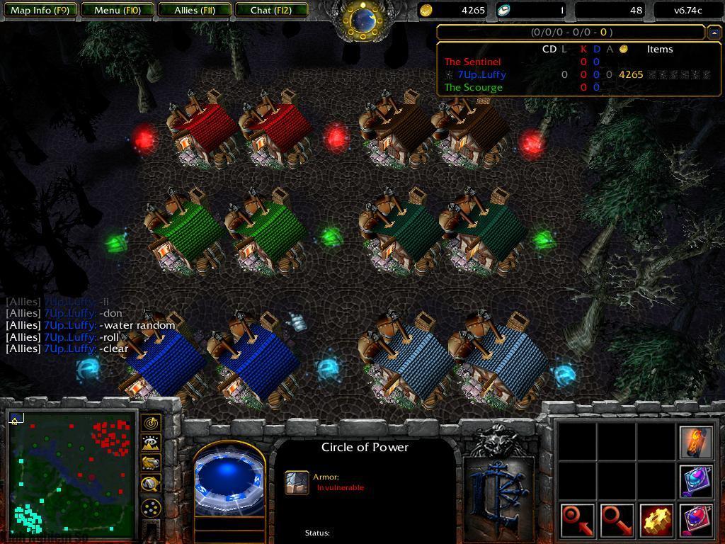 Tải Warcraft 3 Game chiến tranh giữa các chủng tộc HOT ảnh 2