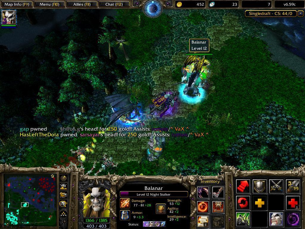 Tải Warcraft 3 Game chiến tranh giữa các chủng tộc HOT ảnh 3