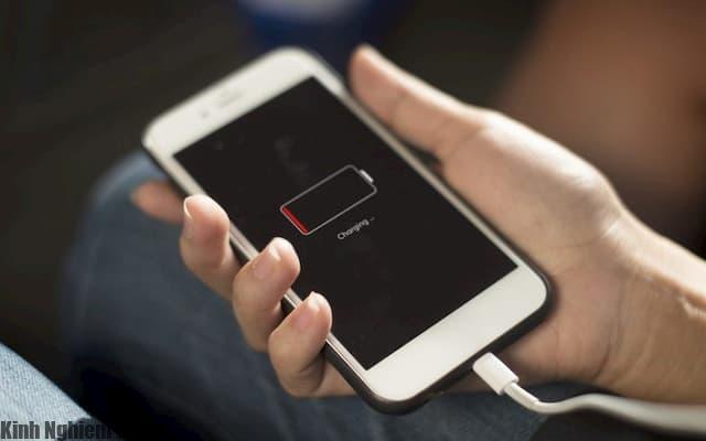 Thủ thuật sửa lỗi iPhone tự tắt nguồn, sập nguồn thành công hình 1