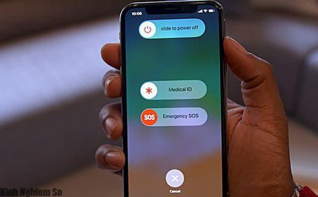 Thủ thuật sửa lỗi iPhone tự tắt nguồn, sập nguồn thành công hình 2