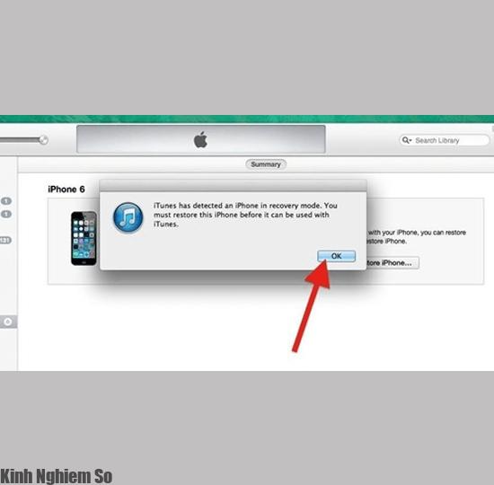 Thủ thuật sửa lỗi iPhone tự tắt nguồn, sập nguồn thành công hình 6