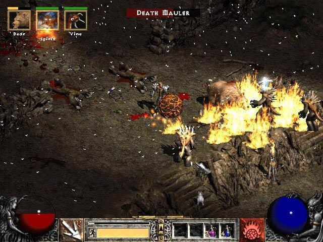 Hướng dẫn tải game offline Diablo 2 phiên bản Lord of Destruction (Việt Hóa) ảnh 3