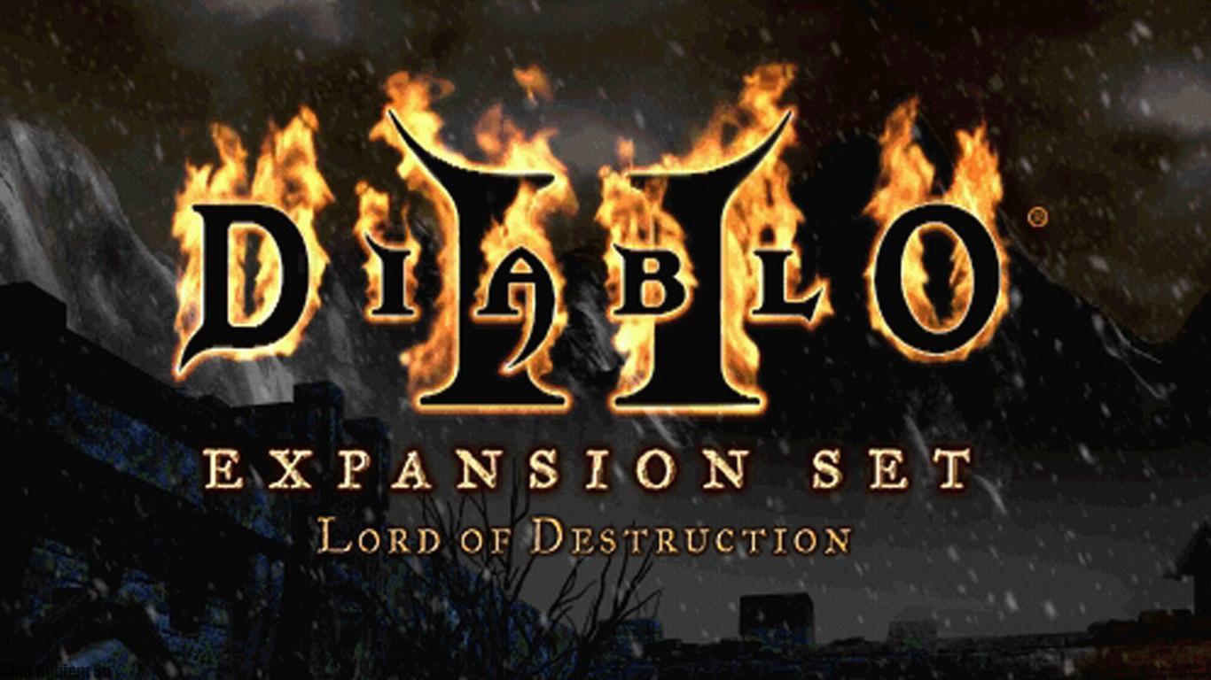 Hướng dẫn tải game offline Diablo 2 phiên bản Lord of Destruction (Việt Hóa) ảnh 1