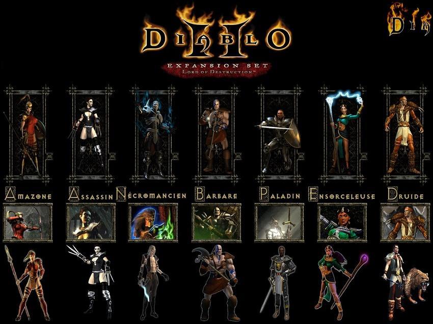 Hướng dẫn tải game offline Diablo 2 phiên bản Lord of Destruction (Việt Hóa) ảnh 6