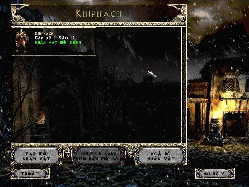 Hướng dẫn tải game offline Diablo 2 phiên bản Lord of Destruction (Việt Hóa) ảnh 7