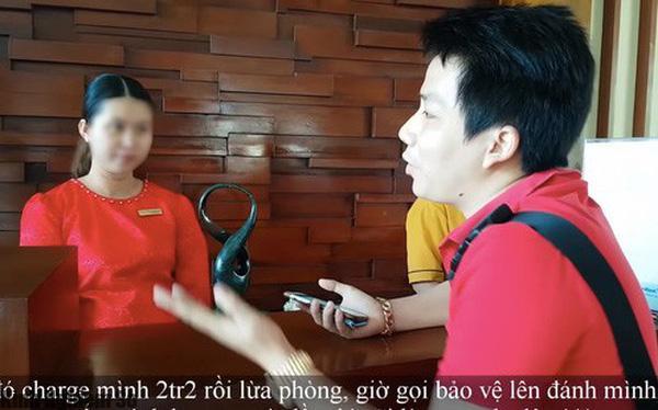 Resort Aroma lừa đảo