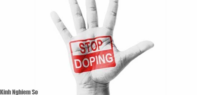 Cấm sử dụng Doping