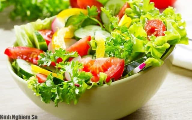 khẩu phần ăn chất xơ rất tốt cho hệ tiêu hóa