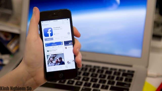 Facebook không vào được