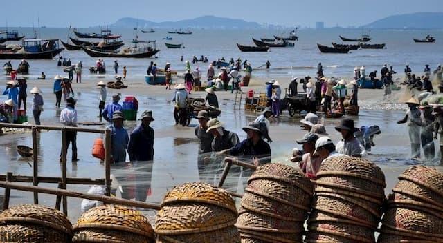 Khu du lịch Long Hải