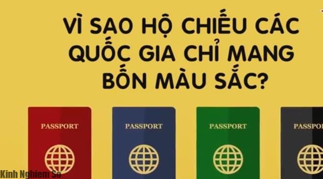 Màu hộ chiếu