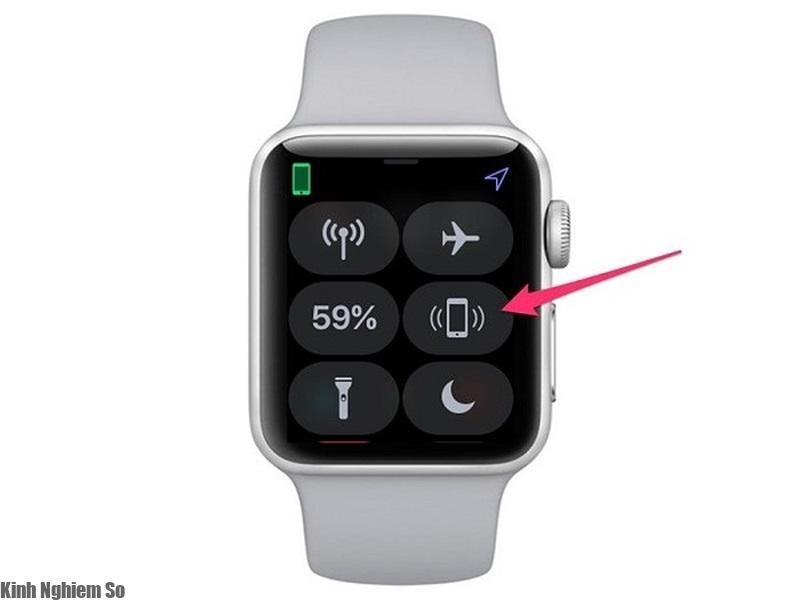 Cách tắt âm thanh thông báo Apple Watch