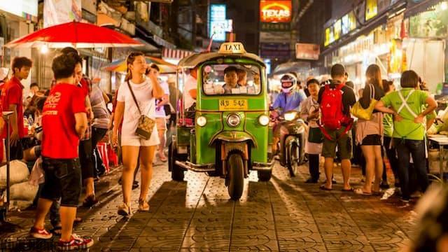 Có nên đi du lịch Thái Lan tự túc không