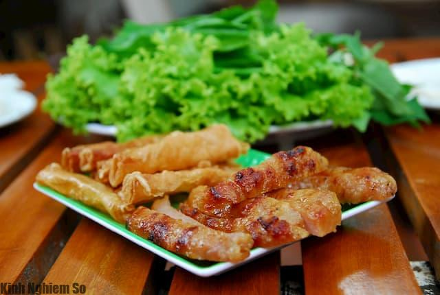 Các món ăn ngon ở Đà Lạt